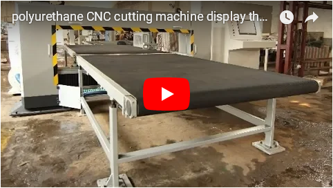 fastwire CNC rigid foam cutting machine with dust extractor